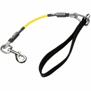 Vir-Chew-Ly Indestructible Leash for Life -Yellow (Medium)