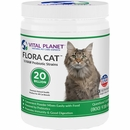 Vital Planet Flora Cat Powder (3.92 oz)