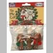 Vo-Toys Christmas Braided Mice – 3 PACK