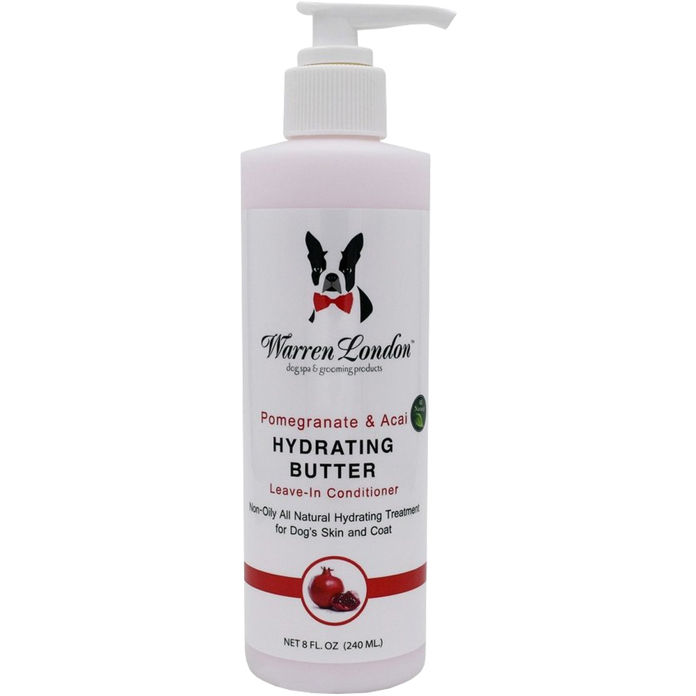 Warren London Hydrating Butter - Pomegranate & Acai (8 fl oz) im test