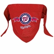 Washington Nationals Dog Bandana - Small
