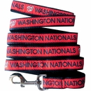 Washington Nationals Dog Leash - Ribbon
