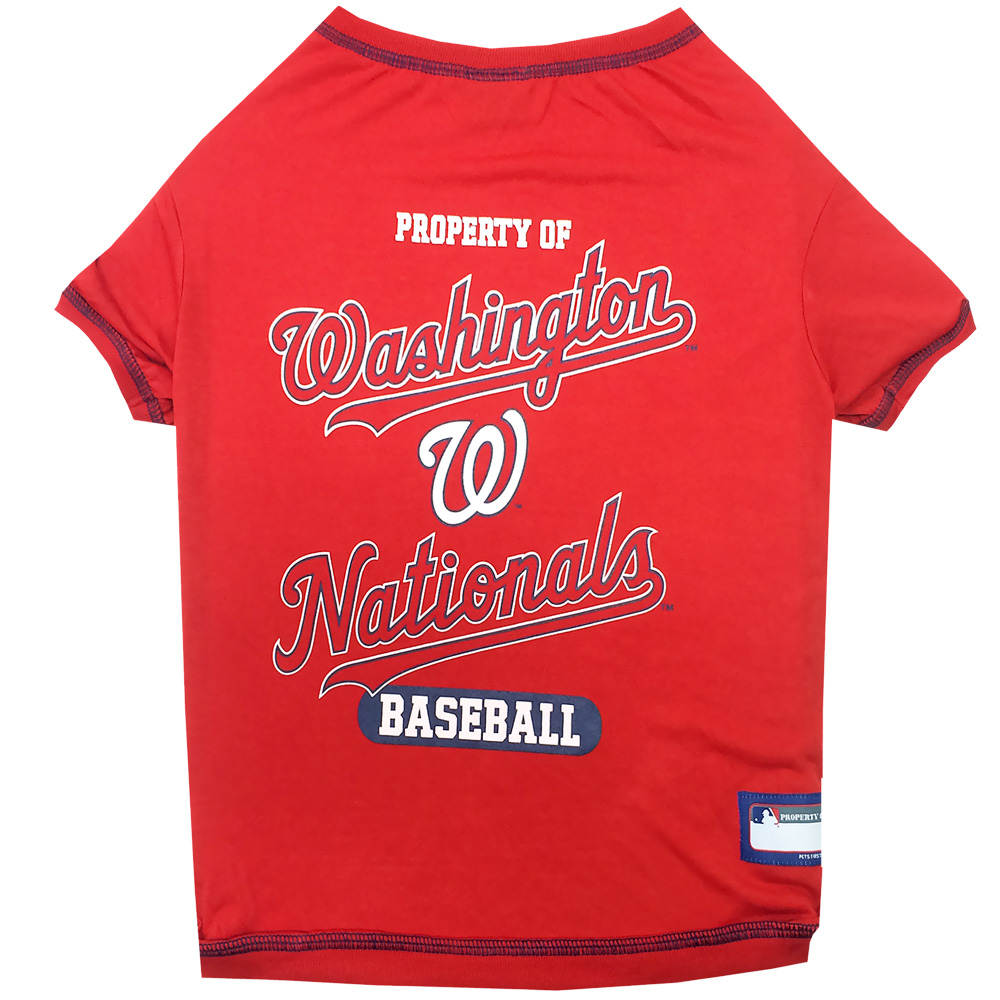 WASHINGTON-NATIONALS-DOG-TEE-SHIRT-SMALL