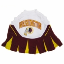 Washington Redskins Cheerleader Dog Dresses