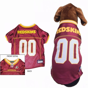 huge discount 705be 68e40 Washington Redskins Dog Jersey - XSmall
