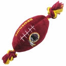 Washington Redskins Plush Dog Toy