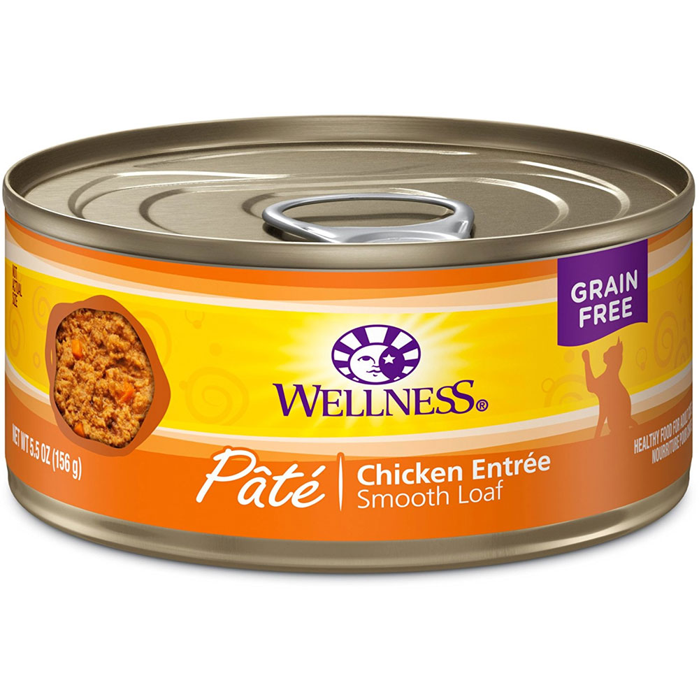 Wellness Cat Food - Chicken (5.5 oz) im test