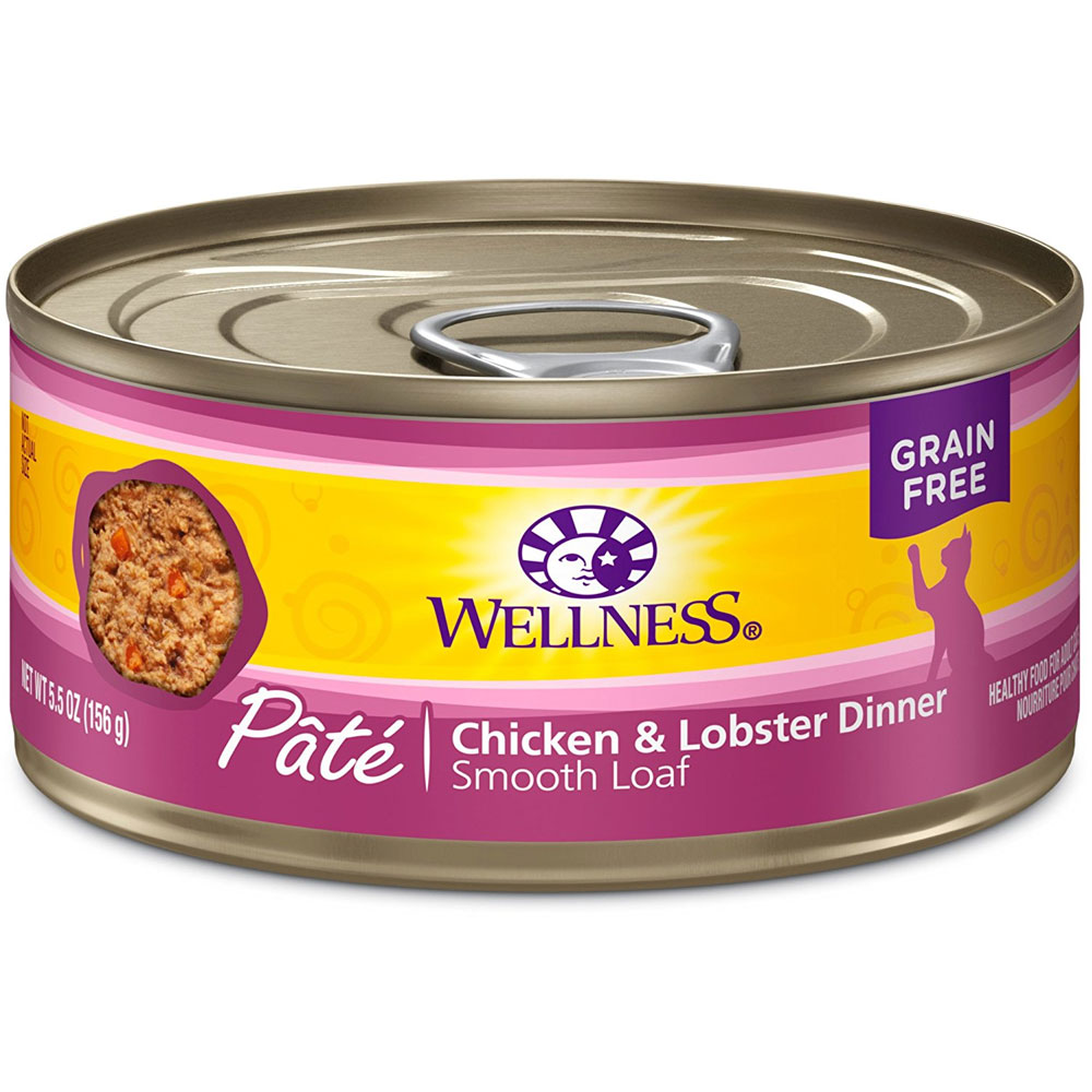 Wellness Cat Food - Chicken & Lobster (5.5 oz) im test