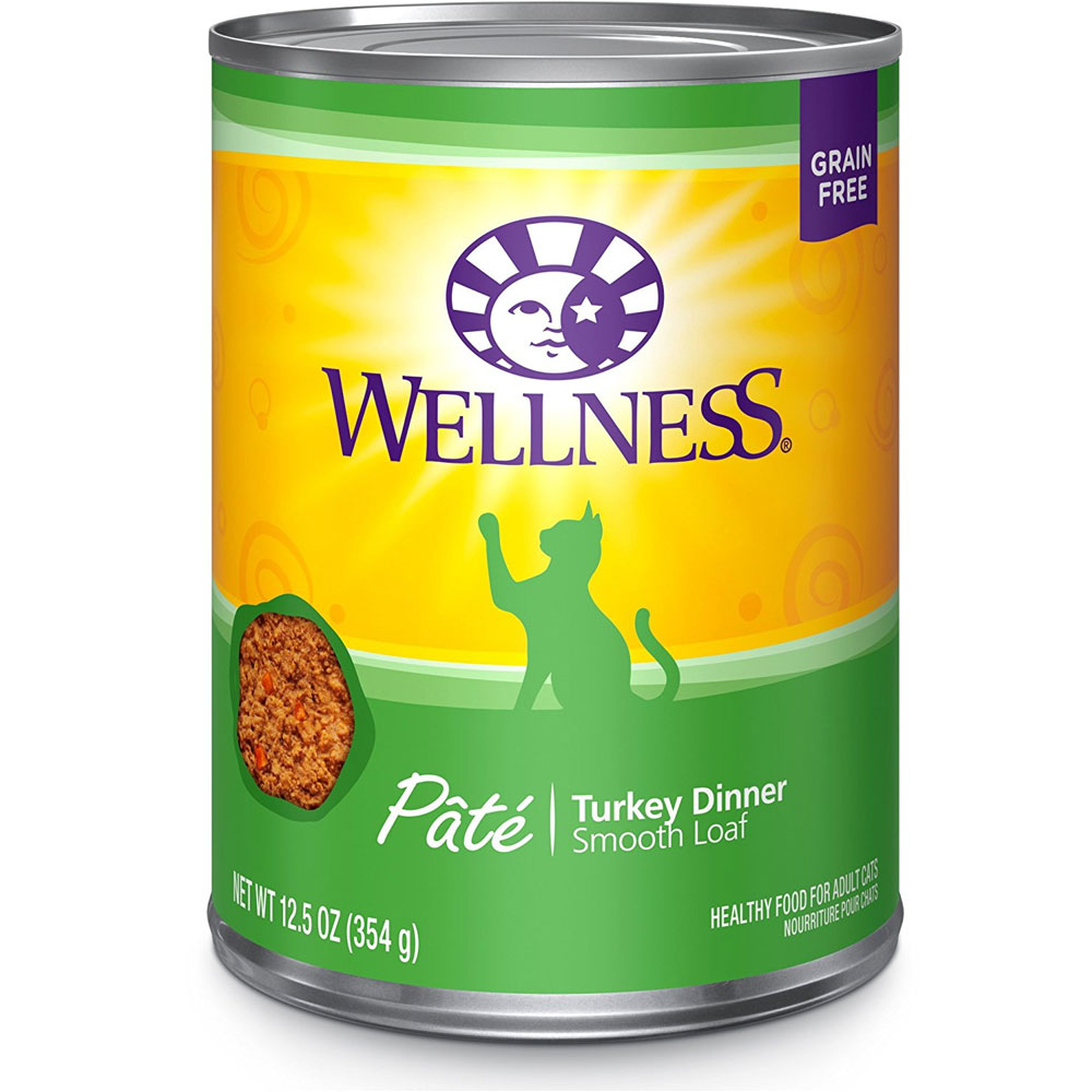 Wellness Cat Food - Turkey (12.5 oz) im test