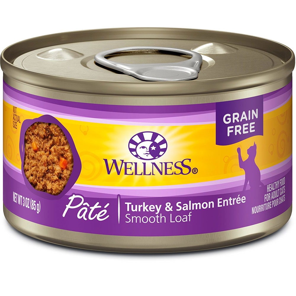 Wellness Cat Food - Turkey & Salmon (3 oz) im test