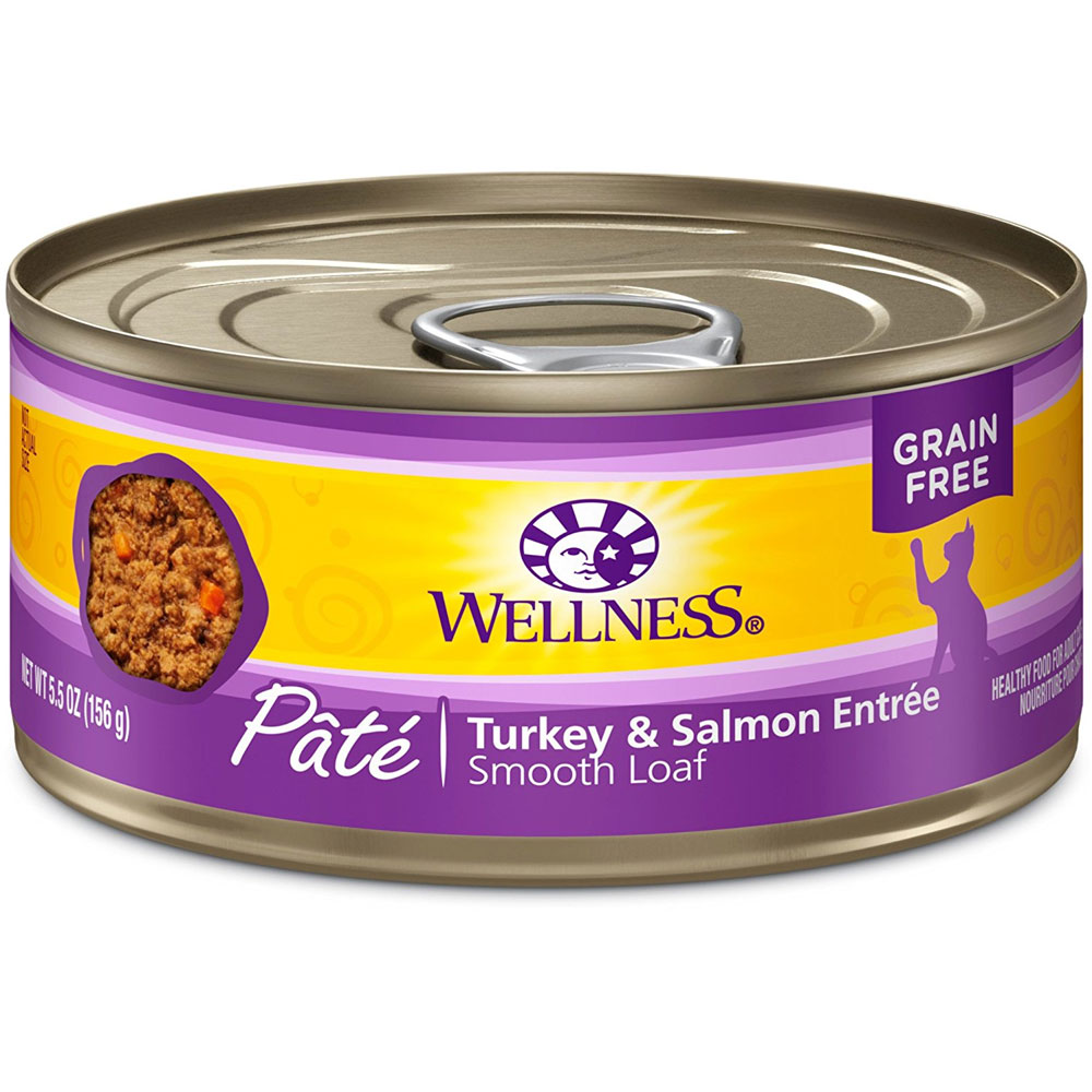 Wellness Cat Food - Turkey & Salmon (5.5 oz) im test