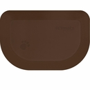 "Wellness Rounded PetMat - Brown Bark (Large 45""x30"")"