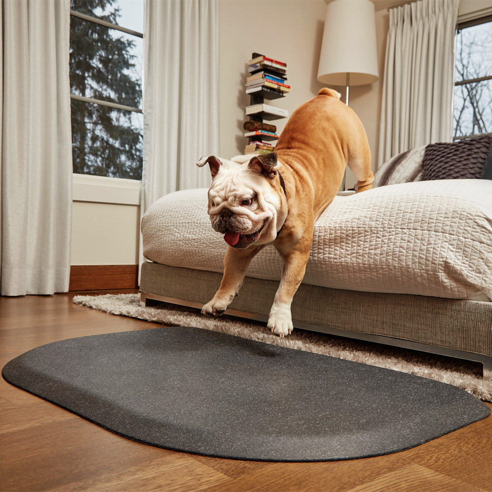 WELLNESS-ROUNDED-PETMAT-SILVER-LARGE