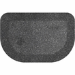 """Wellness Rounded PetMat - Silver Haven (X-Small 18""""x12"""")"""