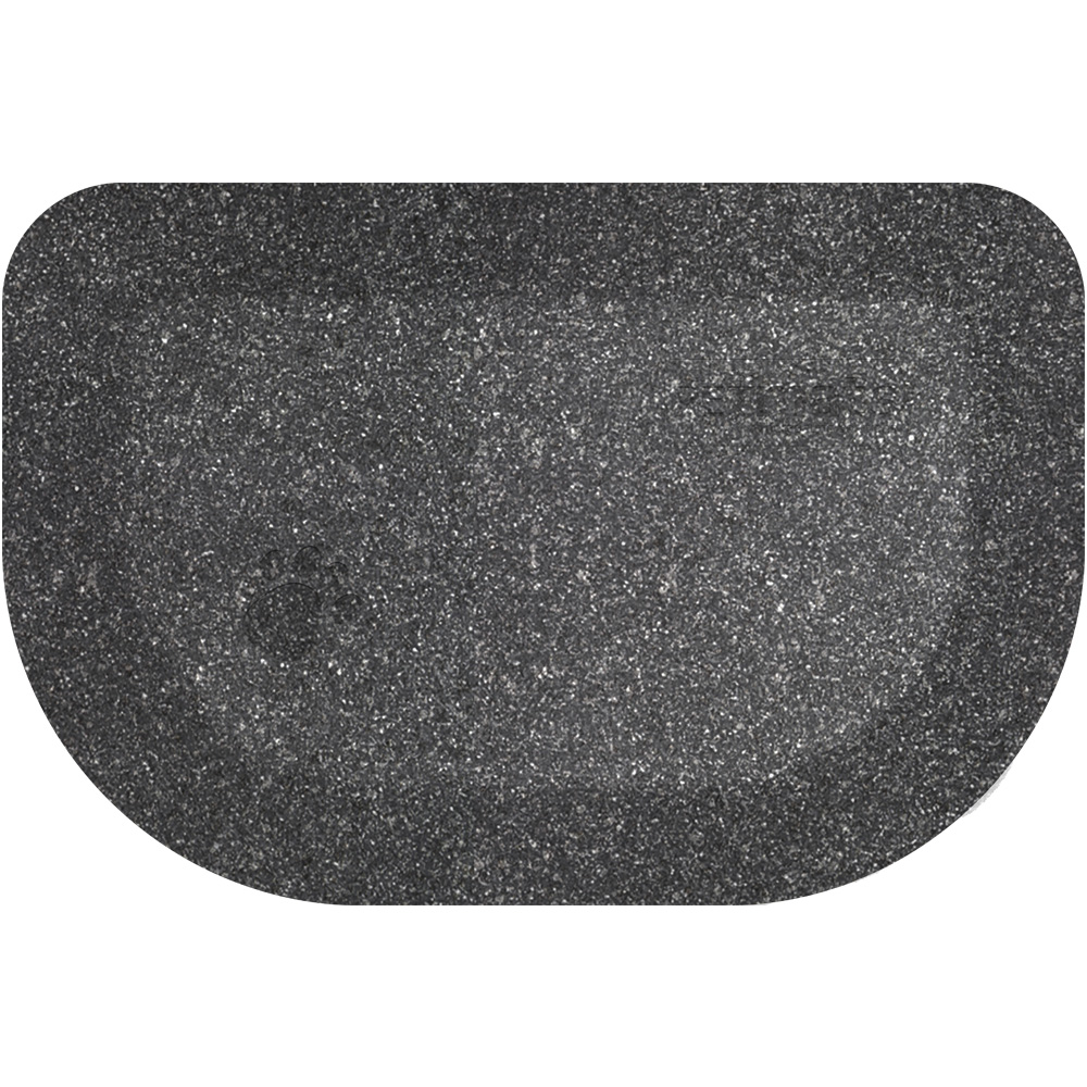 WELLNESS-ROUNDED-PETMAT-SILVER-XSMALL