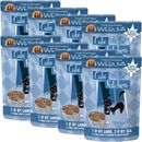 Weruva Cats in the Kitchen Pouch-1 If By Land 2 If By Sea 8-Pack (24 oz)