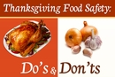What You Should and Shouldn't Feed Your Pet This Thanksgiving