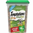 Whiskas Temptations Mixups Treats for Cats - Catnip Fever (16 oz)