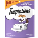 Whiskas Temptations Treats for Cats - Creamy Dairy Flavor (6.3 oz)