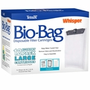 Whisper Unassembled Bio-Bag Cartridge Large (12 pack)