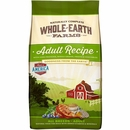 Whole Earth Farms - Adult Recipe Dry Dog Food (4 lb)