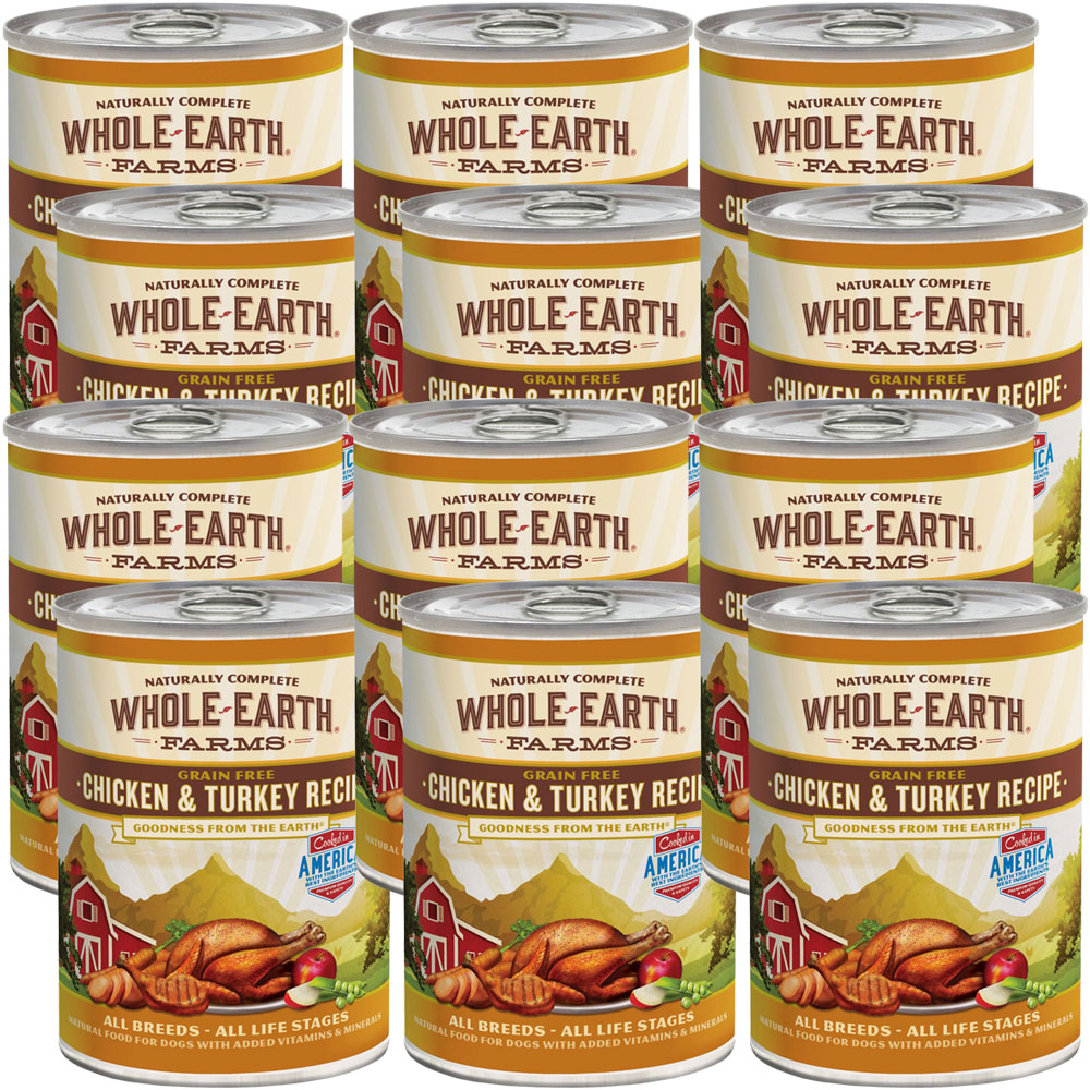 WHOLE-EARTH-FARMS-CHICKEN-TURKEY-DOG-FOOD-12X12-7OZ