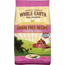 Whole Earth Farms Grain Free - Healthy Kitten Recipe Dry Cat Food (2.5 lb)