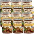Whole Earth Farms Grain Free - Hearty Chicken Stew Canned Dog Food (12x12.7 oz)
