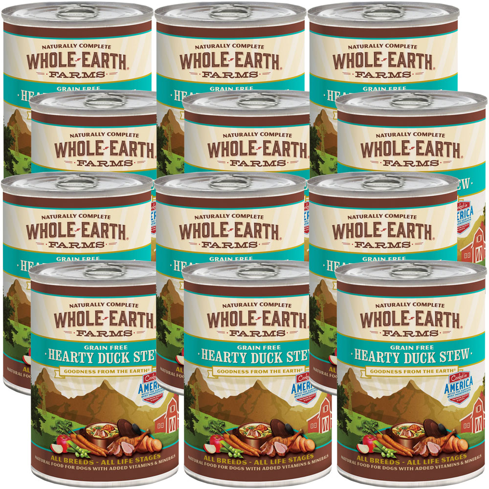WHOLE-EARTH-FARMS-DUCK-STEW-DOG-FOOD-12X12-7OZ