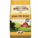 Whole Earth Farms Grain Free - Real Chicken Recipe Dry Cat Food (10 lb)