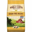 Whole Earth Farms Grain Free - Real Chicken Recipe Dry Cat Food (15 lb)