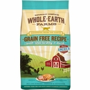 Whole Earth Farms Grain Free - Real Turkey & Duck Recipe Dry Cat Food (2.5 lb)
