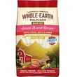 Whole Earth Farms Grain Free - Small Breed Recipe with Pork, Beef & Lamb Dry Dog Food (4 lb)