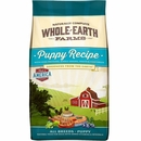 Whole Earth Farms - Puppy Recipe Dry Dog Food (4 lb)