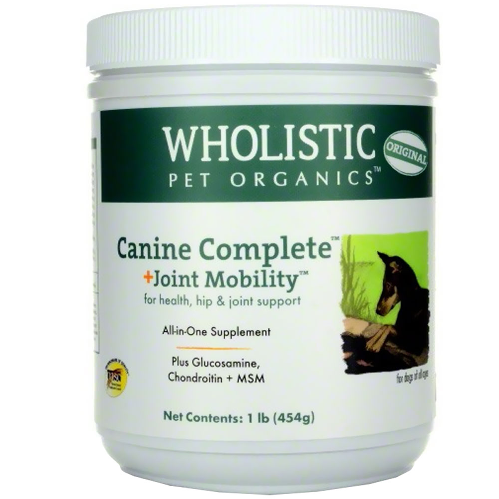 Wholistic Canine Complete Joint Mobility