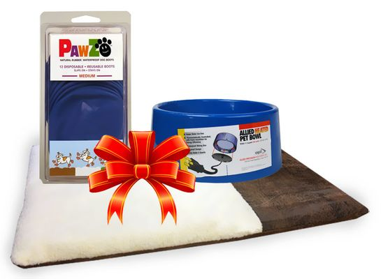 Winter Bundle Pack for Dogs from EntirelyPets