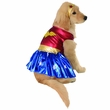 Wonder Woman Dog Costume - XLarge