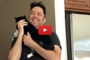 You Wont Believe What This Kitty Does When It Wants To Be Hugged!