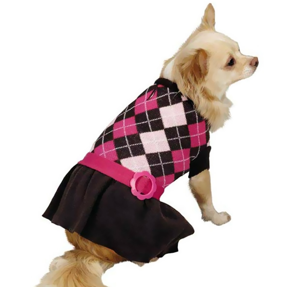 ZACK-AND-ZOEY-ARGYLE-PREP-SWEATER-DRESS-PINK-X-SMALL