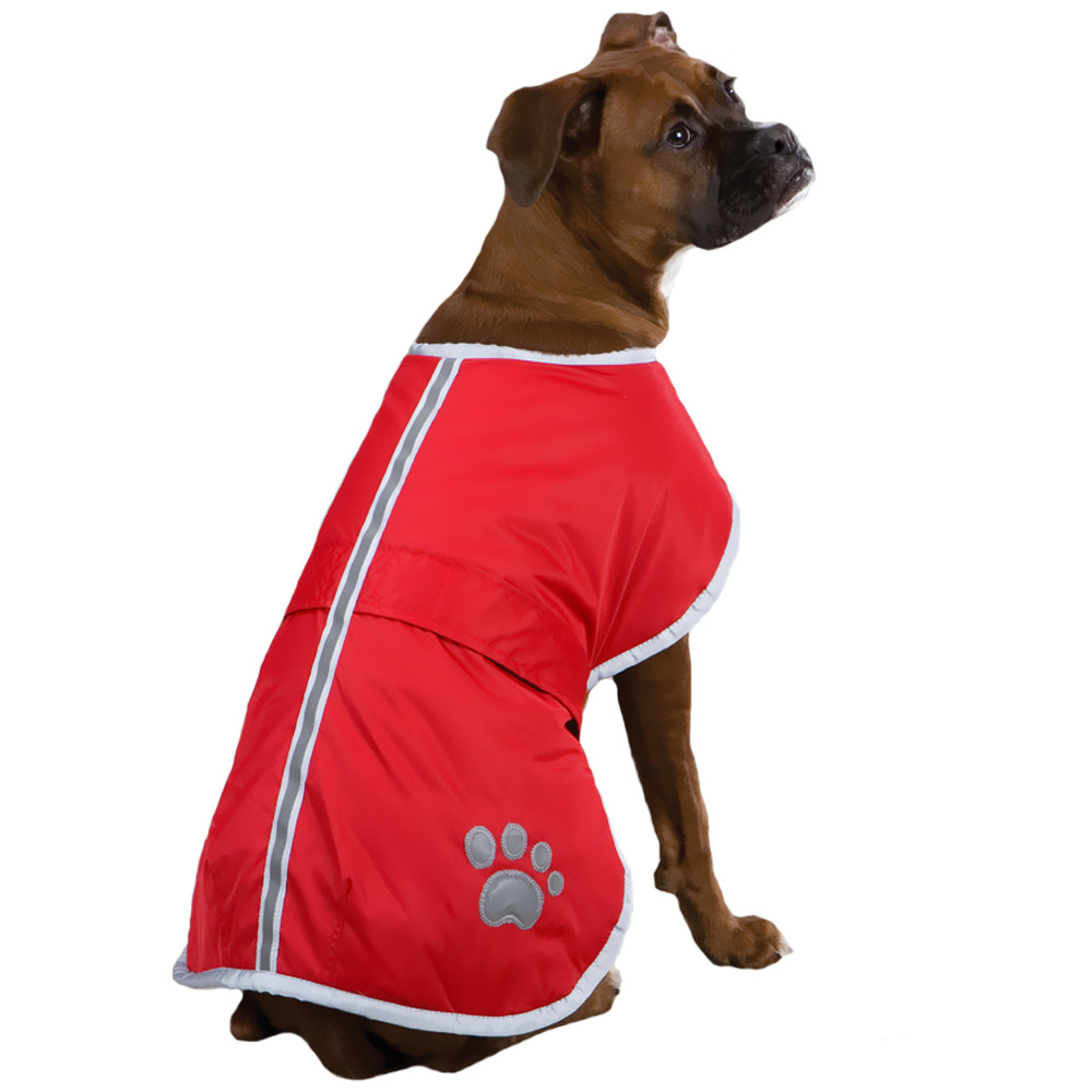 Zack & Zoey Classic Nor'Easter Jacket - Red