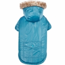 Zack & Zoey Elements Reversible Thermal Parka - Blue (Small)