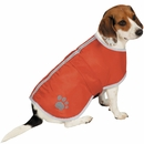 Zack & Zoey Forest Friends Thermal Nor'easter Coat - XLarge