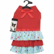 Zack & Zoey Happy Veggies Ruffle Dress - XXSmall