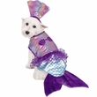 Zack & Zoey Iridescent Mermaid Costume - SMALL