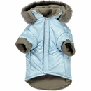 Zack & Zoey Polar Explorer Thermal Parka - Blue (Medium)