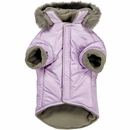Zack & Zoey Polar Explorer Thermal Parka - Purple (Large)