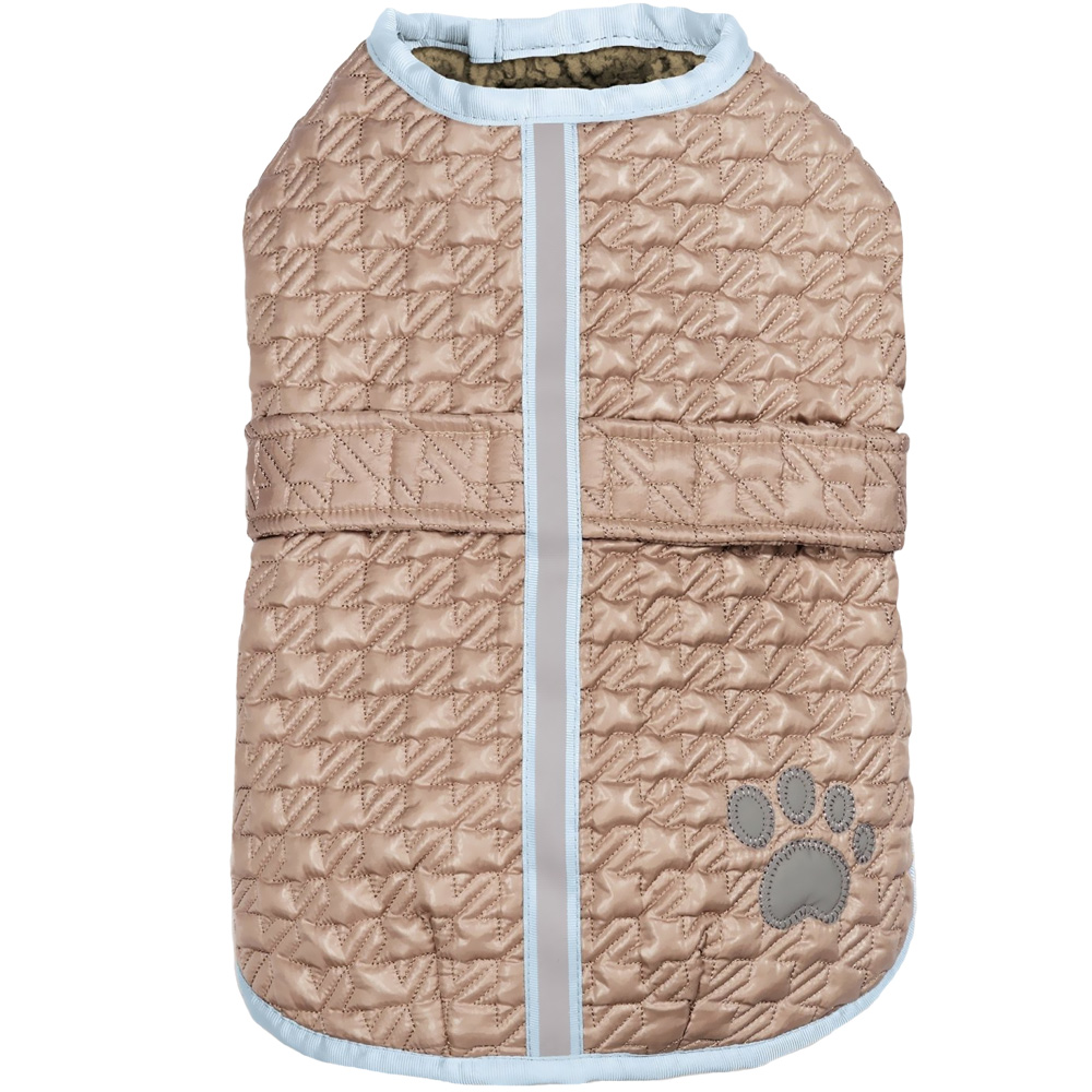 Zack & Zoey Quilted Thermal Nor'easter Coat