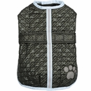Zack & Zoey Quilted Thermal Nor'easter Coat - Green (Medium)