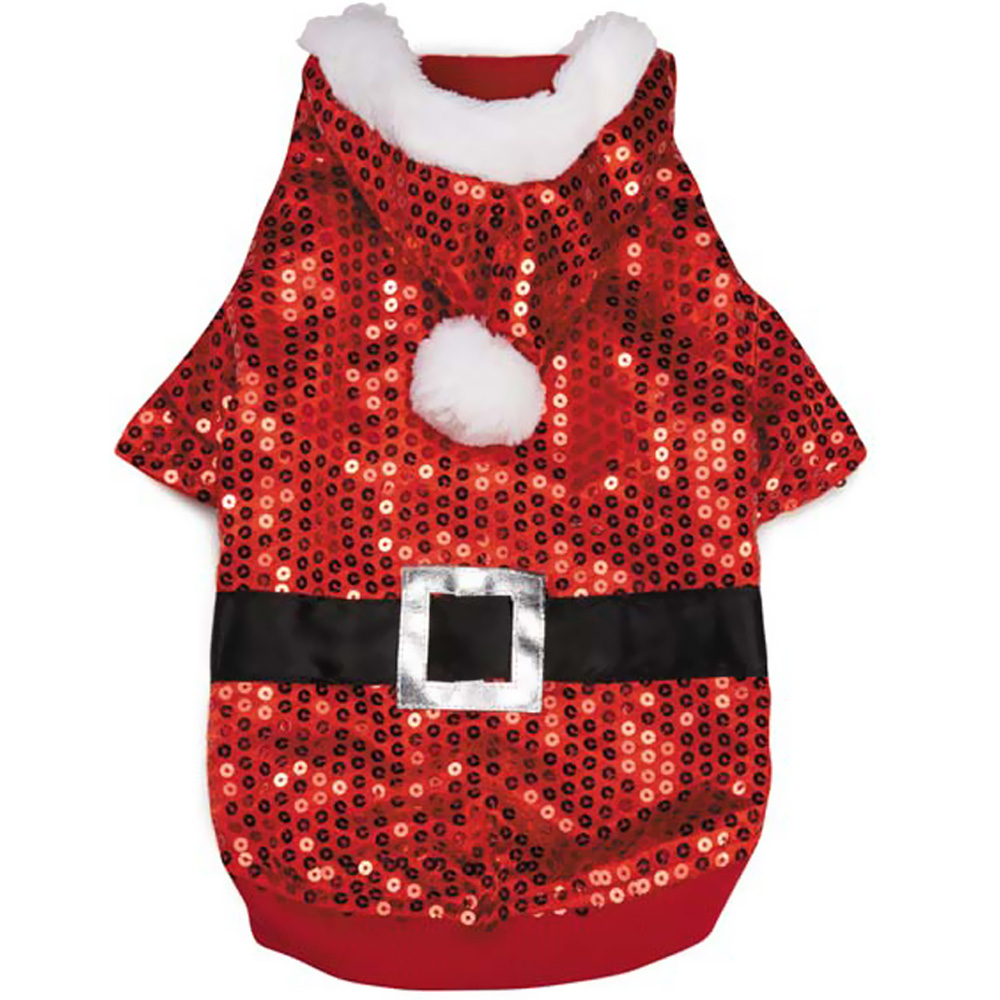 ZACK-AND-ZOEY-SANTA-CLAUS-SEQUIN-HOODIE-RED-MEDIUM