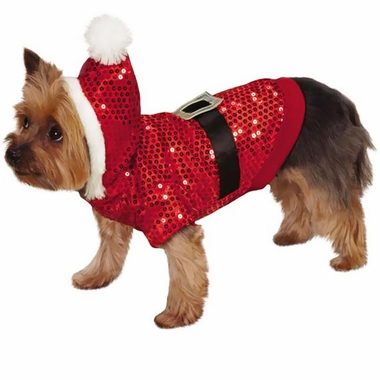 ZACK-AND-ZOEY-SANTA-CLAUS-SEQUIN-HOODIE-RED-SMALL